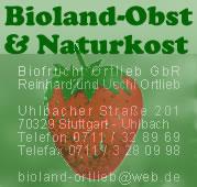 Biofrucht Ortlieb Stuttgart