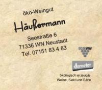Weingut Häußermann Neustadt